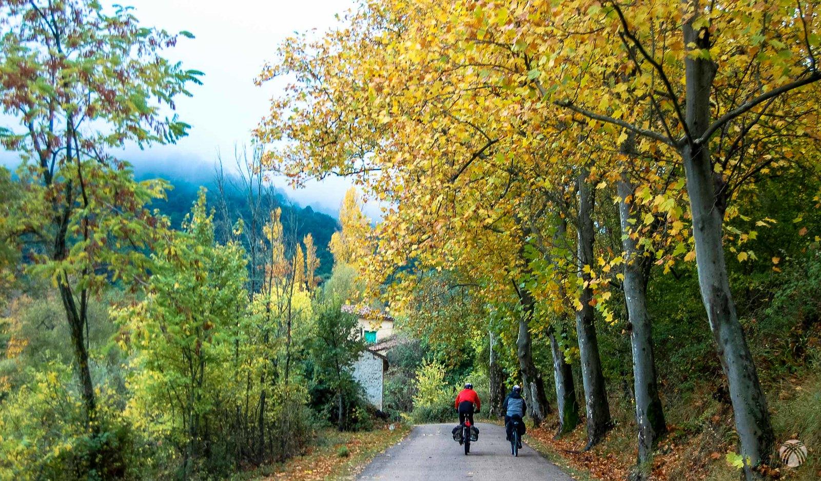El otoño en su máximo