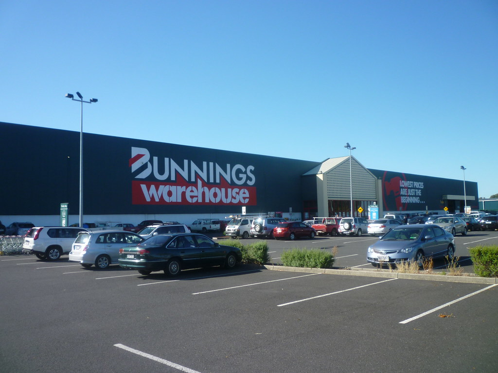 Bunnings Keysborough | Built around the same time as the nea