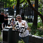 Ad-Rock at Adam Yauch Park opening