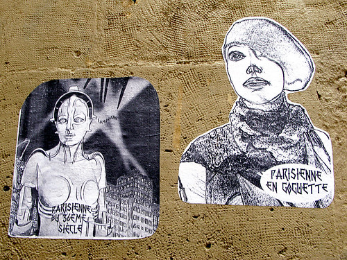 Pasted paper by LomoZano [Paris 4e] | by biphop