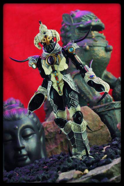 Bandai S.H.Figuarts Kamen Rider Fourze - Scorpion Zodiarts