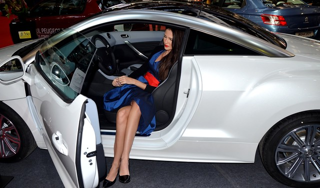 Women & cars - A successful combination – 5