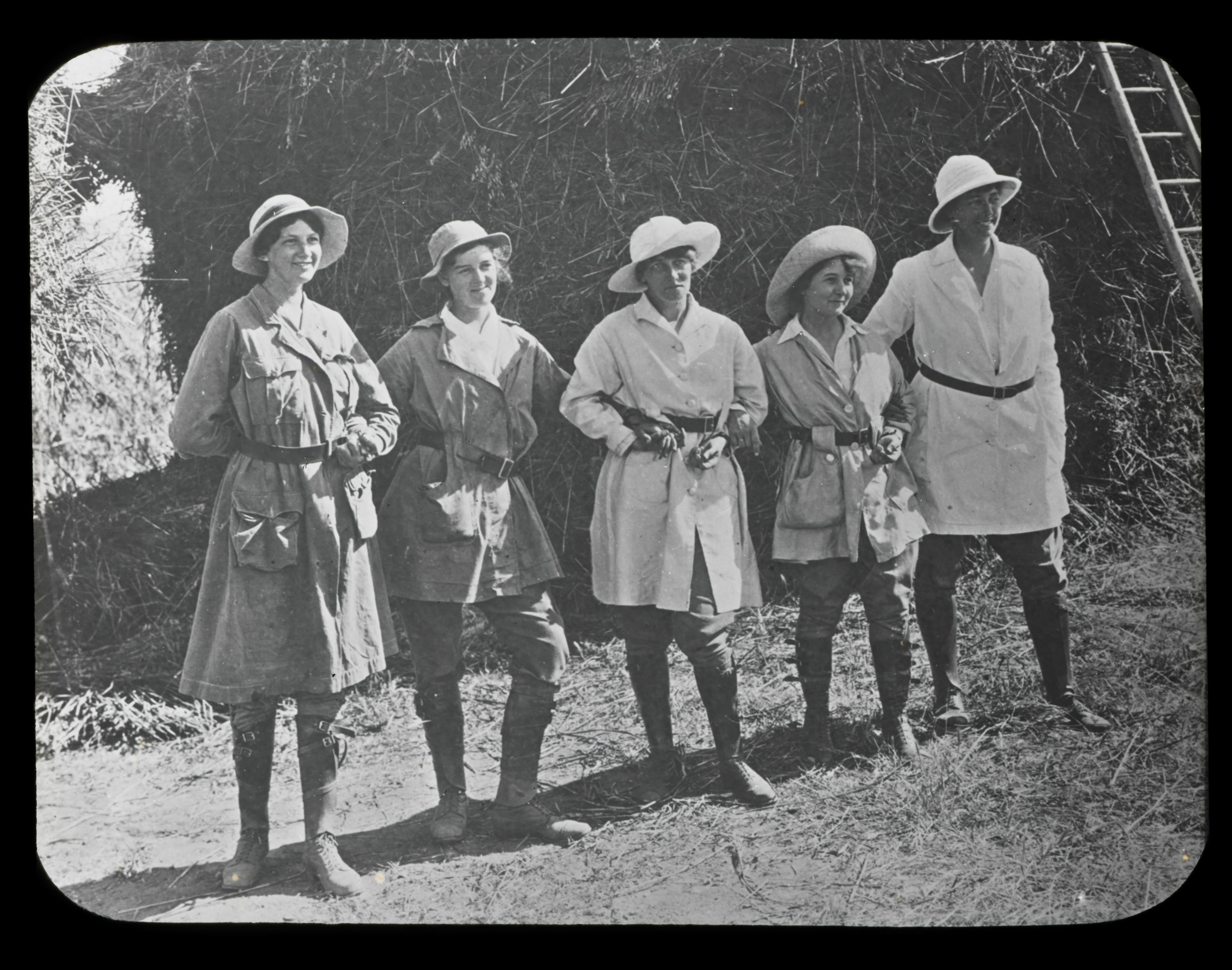 Women students, Cowra Experiment Farm 1919