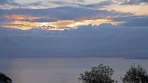 croatia cresisland sunrise