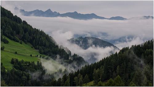 valbadia italy nikond7100 mist morning valley view nikonflickraward
