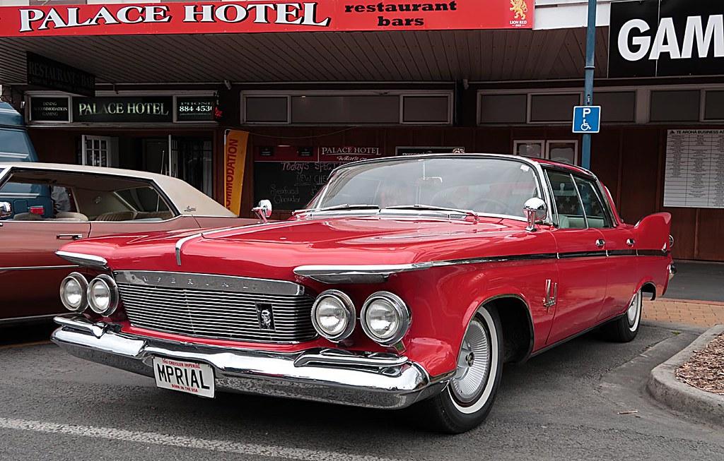 2016 Chrysler Imperial >> 1961 Chrysler Imperial 2016 Cruise In Te Aroha Nz Flickr