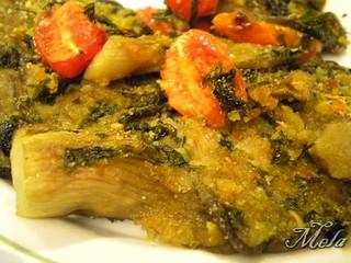 Funghi cardoncelli gratinati00006 | by cheffina2012