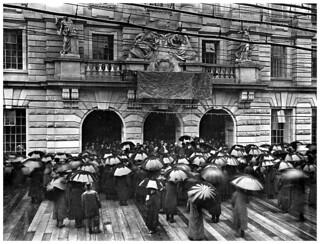 Wellington General Post Office opening, 26 November 1912