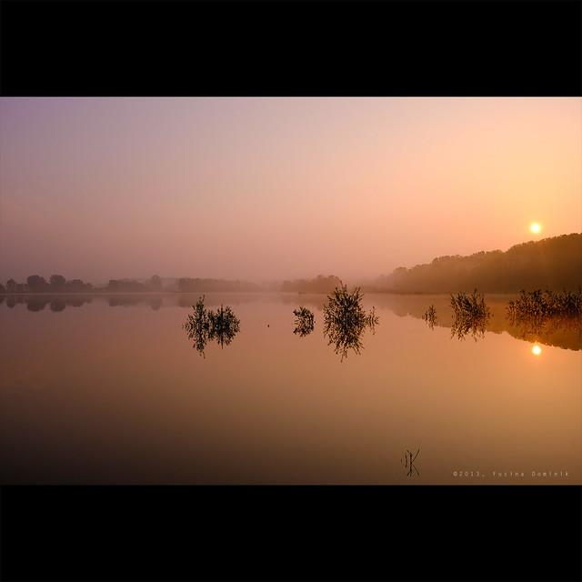 Sunrise at Belleville | FUJI x100s