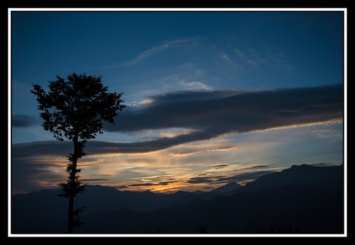 morning trees sun mountains nature clouds sunrise landscape asia taiwan alishan