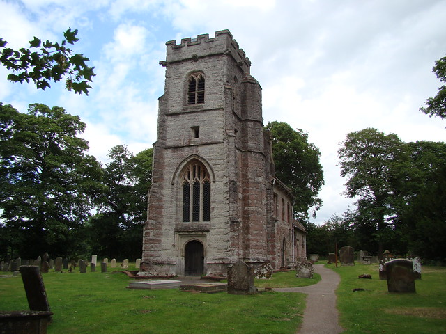 The Church of St Michael in Baddesley Clinton