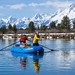 Josh Metten - Snake River - Grand Teton National Park - Wyoming - In early spring after the Snake River opens in Grand Teton National Park I like to get a float in before summers crowds arrive.  Beautiful scenery, solitude and great wildlife viewing are a great bonus to the fishing!