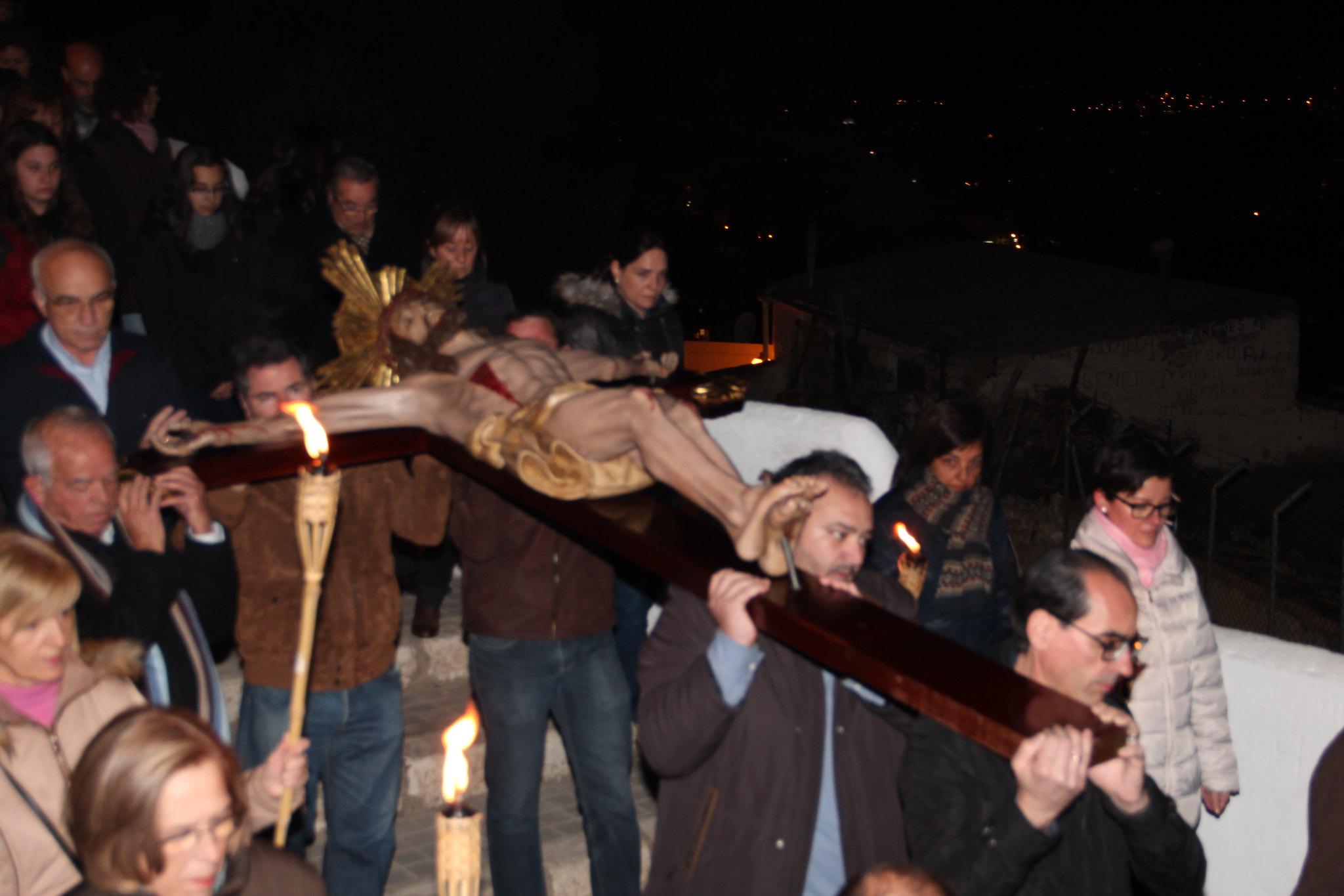 (2016-03-18) - VII Vía Crucis nocturno - Antonio José Verdú Navarro (010)