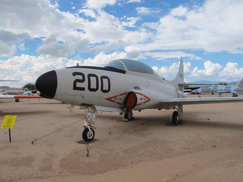 Lockheed T-1A (T2V-1) Seastar  1