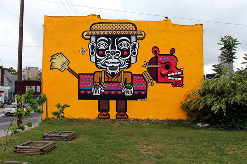 Atlanta - Sweet Auburn: Neuzz | This mural, located at ...