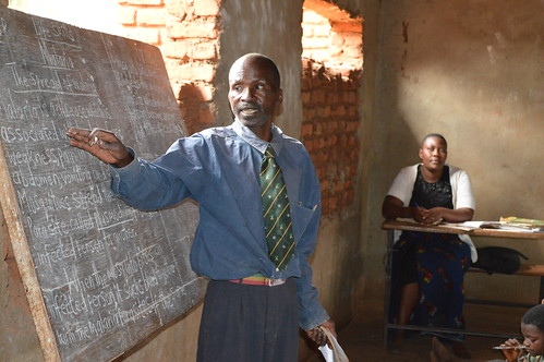Students in class, Malawi | by Global Partnership for Education - GPE