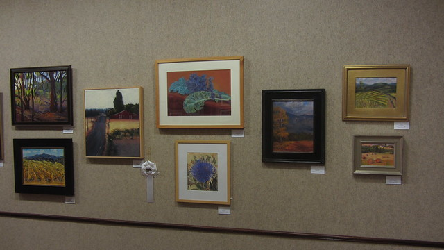 IMG_0634 Goleta Valley library SCAPE Farm to Wall show art