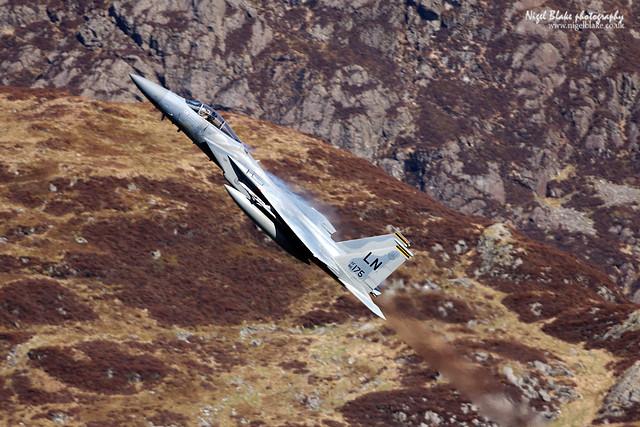 McDonnell Douglas F-15C Eagle 86-0175