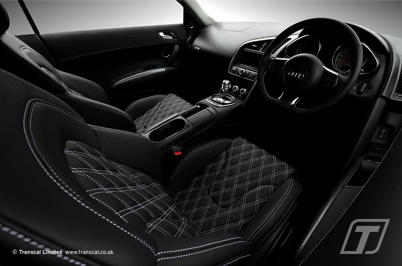 Audi R8 Custom Leather Interior 91 Transcal Ltd Flickr