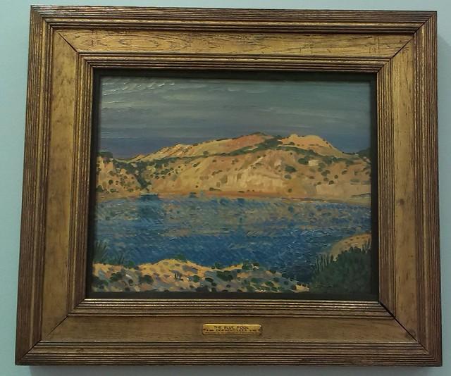 Derwent Lees 'Blue Pool' 1911