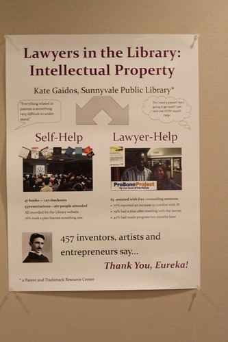 Kate Gaidos: Lawyers in the Library: Intellectual Property Edition | by eoshea