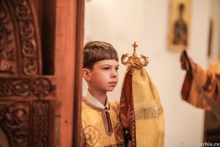 Божественная литургия 35