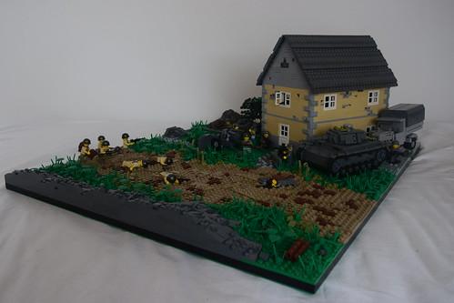 LEGO WW2 France MOC