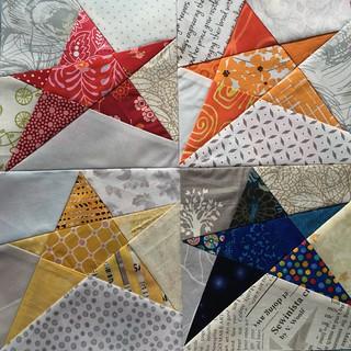 Confetti Stars for Mary