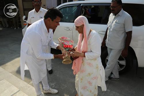 Welcome at Sant Nirankari Satsang Bhawan, Karnal