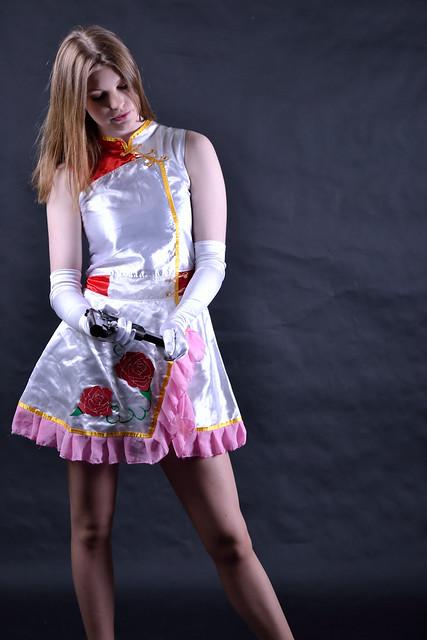 Emily M - Anime Photoshoot Part 1