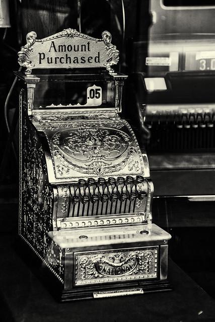 Antique--NCR