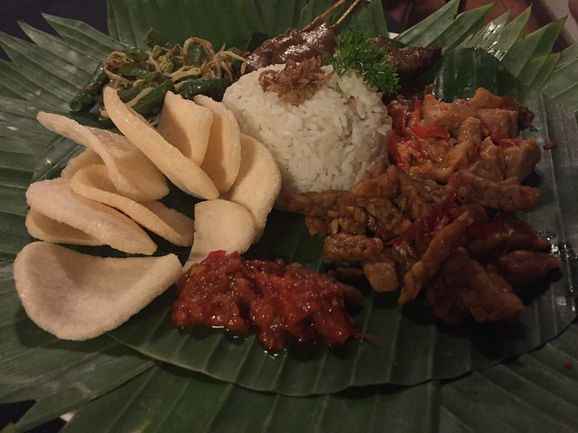 Nasi Campur (Bali, Indonesia 2016)