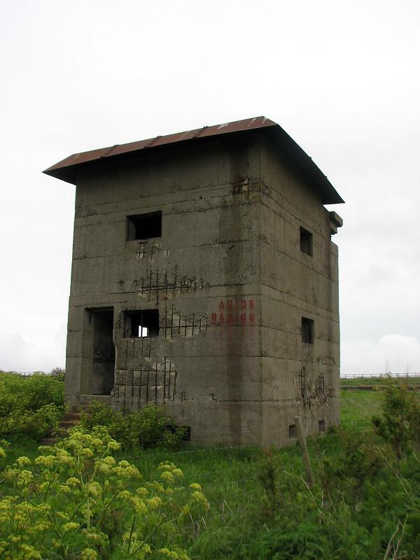 Old Gun Site near Bawdsey