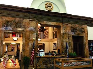 Rockville Public Library - Rockville, Connecticut