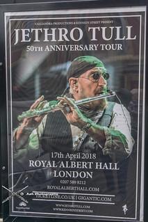 Royal Albert hall 2018