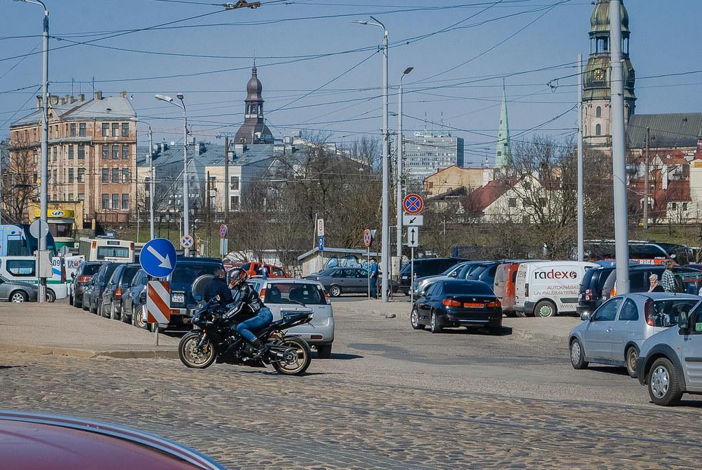 lungo la Daugava