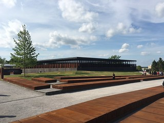 The National Memorial for Peace and Justice - Montgomery Alabama April 2018   by shawncalhoun
