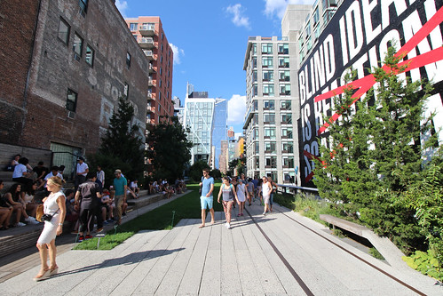 The High Line | by shinya