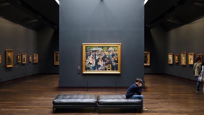 Renoir, Baile en el Moulin de la Galette