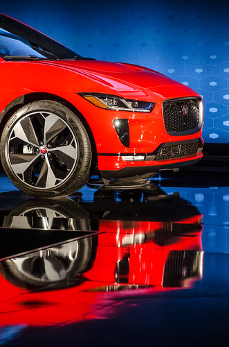 2019 Jaguar I-Pace Photo