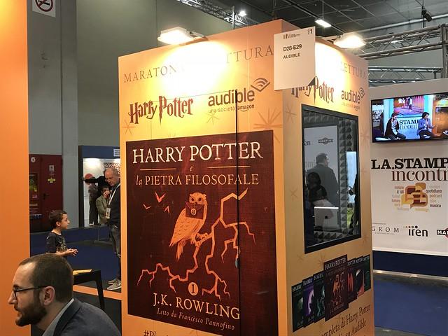 Marathon Harry Potter - Audible
