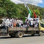 AMP rally in Dili, Timor-Leste