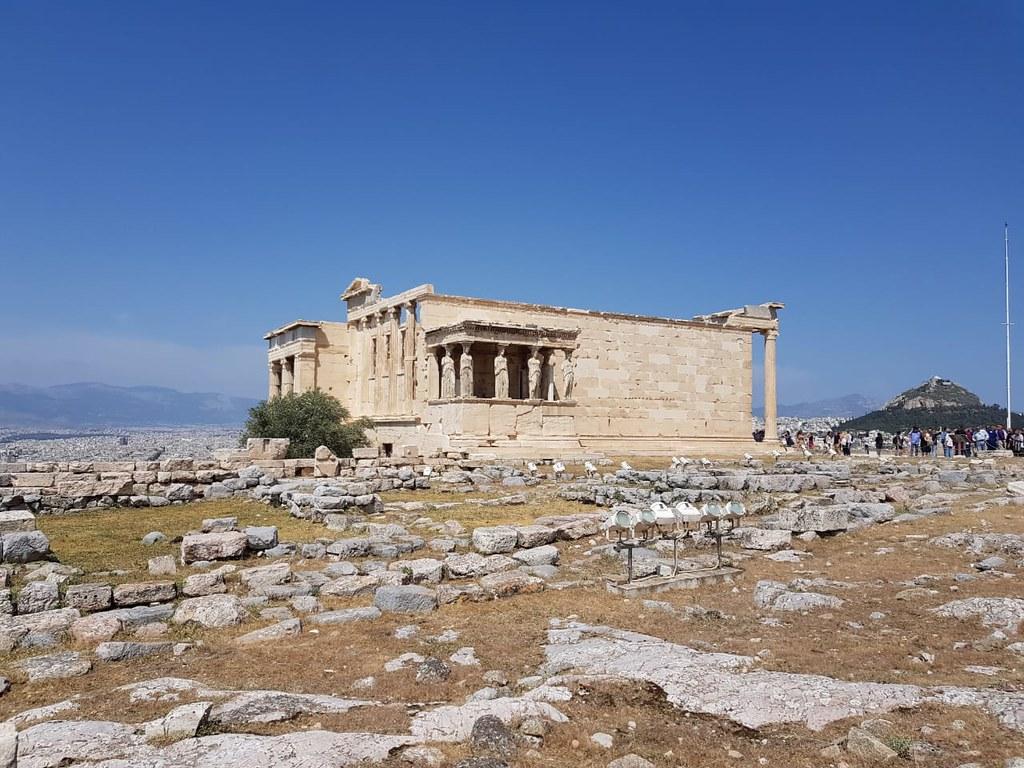 Visitare Atene in tre giorni