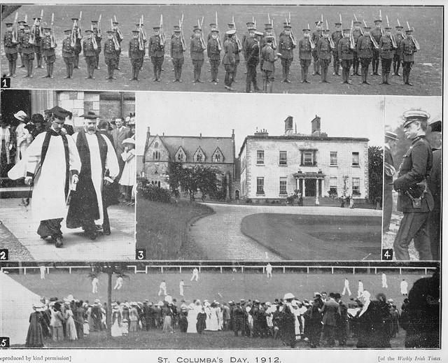 St Columba's Day, 1912