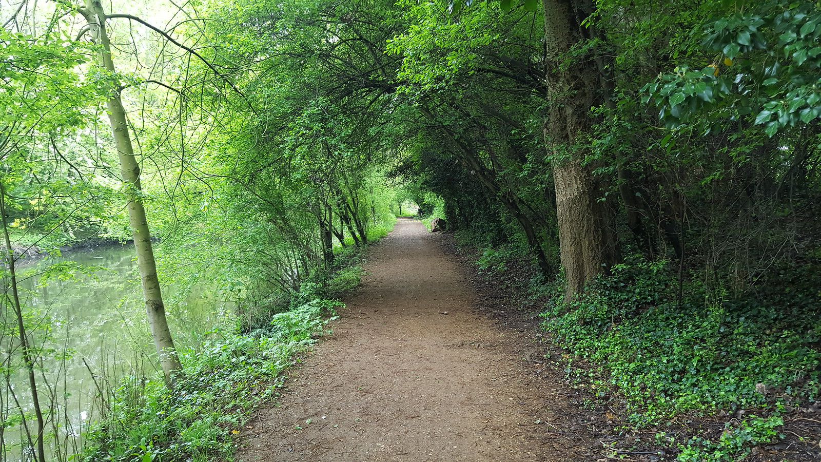 Greenford to Osterley walk