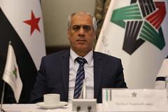 جواد أبو حطب - رئيس الحكومة المؤقتة
