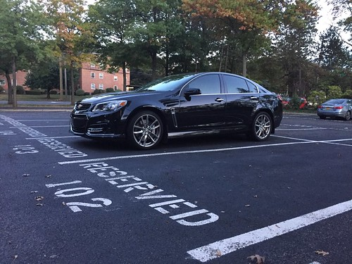 2015 Chevy SS Photo