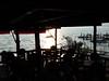 Panajachel, restaurace u jezera Atitlán, foto: Petr Nejedlý