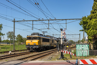 NS 1766 + 7314 + 7337 + 1741 | SPR 5652 | Putten | by Rubentje01