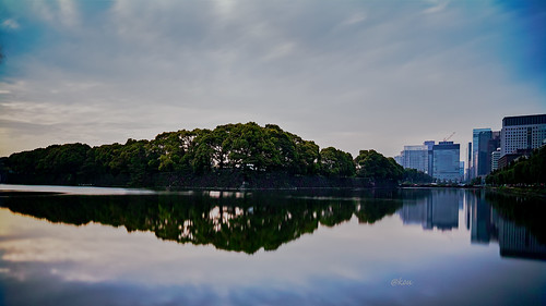 sigma sigmadp0quattro sky grass tree river water wood park lake serene landscape imperialpalace reflection